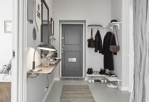 Der Kleine Eingangsbereich 10 Kluge Und Coole Einrichtungsideen