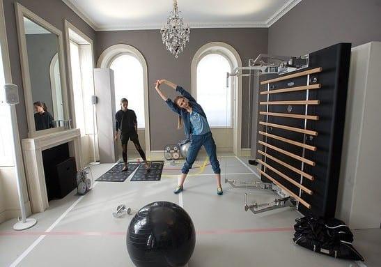 Fitnessstudio Einrichtung einrichtungsideen fitnessstudio zu hause freshouse