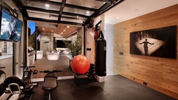 Awesome Design Ideen Tipps Fitnessstudio Hause Pictures ...