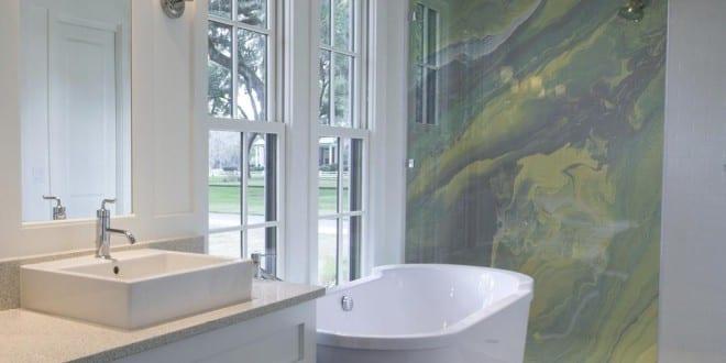 kreative Wandgestaltung-Ideen-für-moderne-Wandgestaltung-mit ...