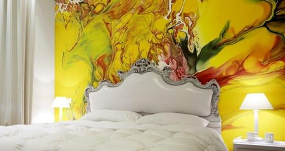 Hervorragend Wandgestaltung Ideen Für Eine Moderne Wandgestaltung Mit Farbe