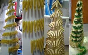 Weihnachtlich dekorieren mit kreativen diy weihnachtsbaum for Jugendzimmer weihnachtlich dekorieren