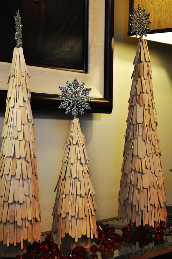 weihnachtlich dekorieren und coole deko weihnachten selber basteln freshouse. Black Bedroom Furniture Sets. Home Design Ideas