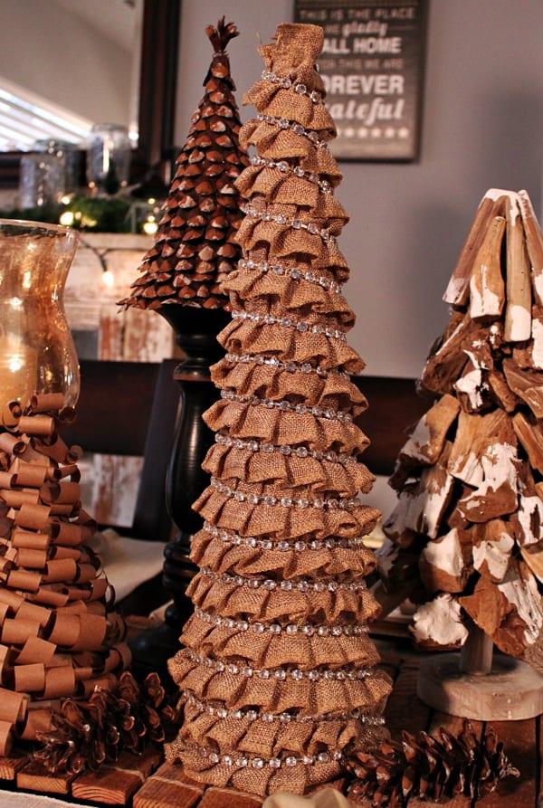 weihnachtsbaum selber bauen frohe weihnachten in europa. Black Bedroom Furniture Sets. Home Design Ideas