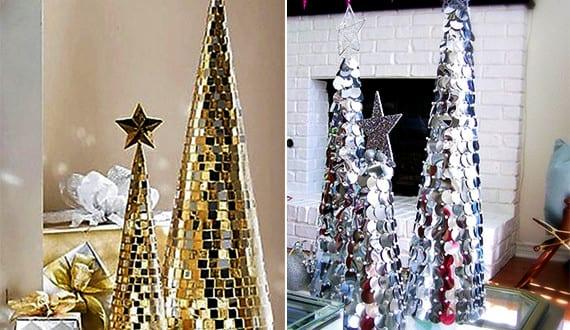Weihnachtlich dekorieren bastelideen f r coole deko for Jugendzimmer weihnachtlich dekorieren