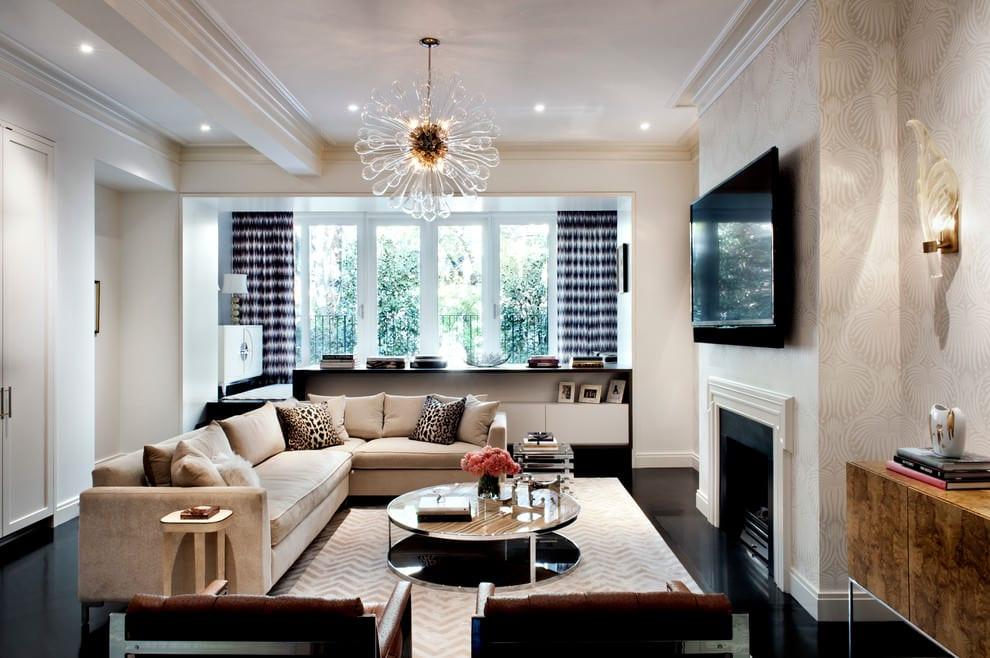 wohnidee für luxus interieur und moderne wohnzimmereinrichtung von ...