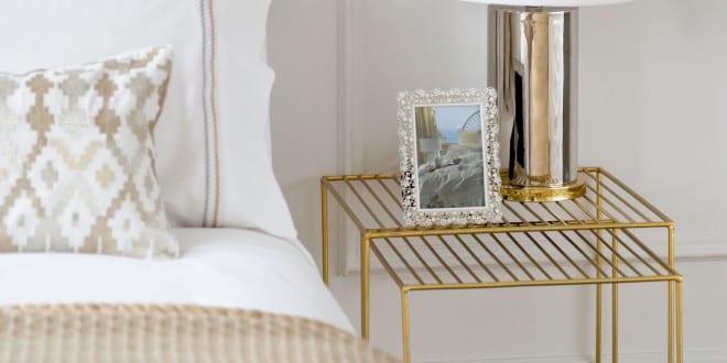 Zara home schlafzimmer einrichten mit zara bettw sche und for Beistelltisch zara