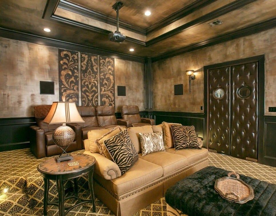 Coole wand streichen ideen und techniken f r moderne for Wandgestaltung ideen wohnzimmer