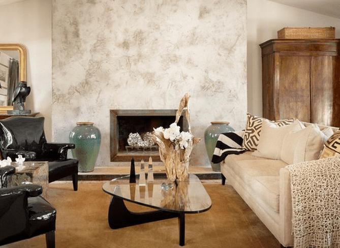 Wandfarbe Braun Wand Streichen Ideen: Coole Wand Streichen Ideen Und Techniken Für Moderne