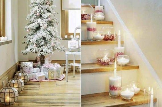 dekoideen weihnachten mit kerzen und kerzenhalter f r sch ne und fr hliche weihnachten freshouse