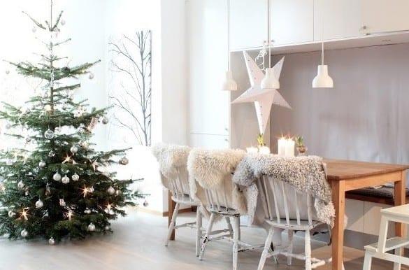 dekoideen weihnachten mit sternen f r sch ne und frohe weihnachten freshouse. Black Bedroom Furniture Sets. Home Design Ideas