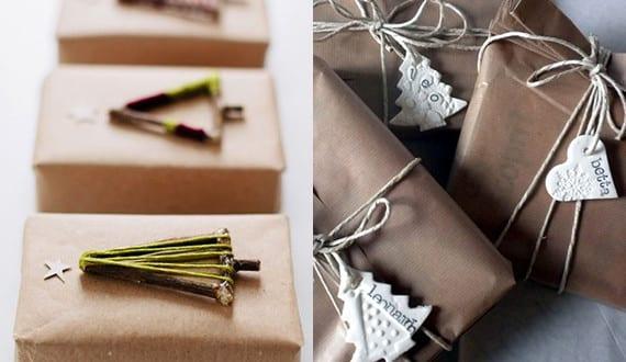 geschenke sch n und kreativ verpacken coole idee f r geschenkverpackzung von weihnachtsgeschenke. Black Bedroom Furniture Sets. Home Design Ideas