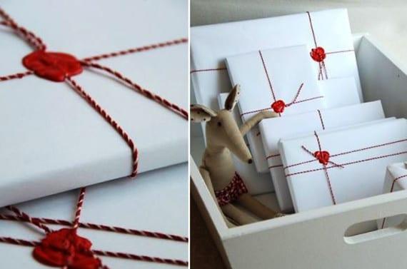 geschenke verpacken kreativ schnelle und originelle geschenkverpackungen selber machen freshouse. Black Bedroom Furniture Sets. Home Design Ideas