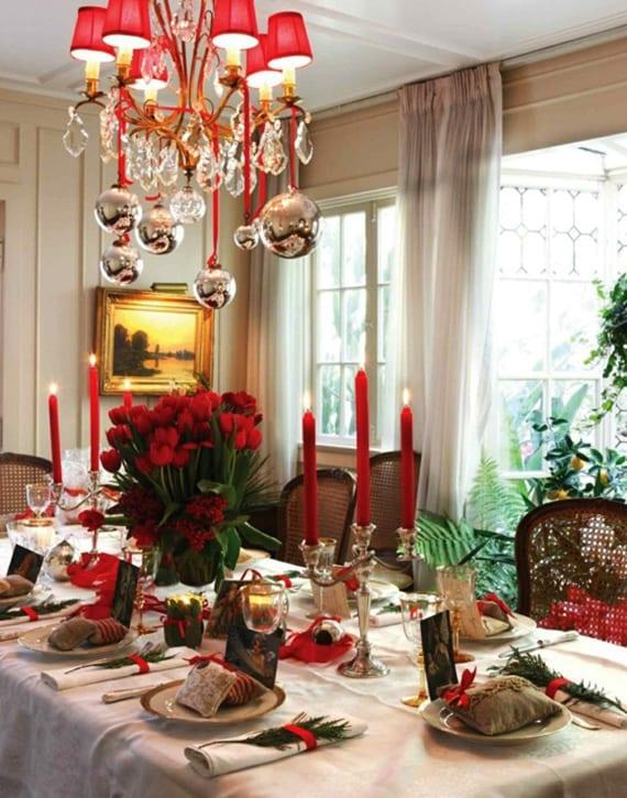 servieten falten zu weihnachten und coole tischdeko weihnachten