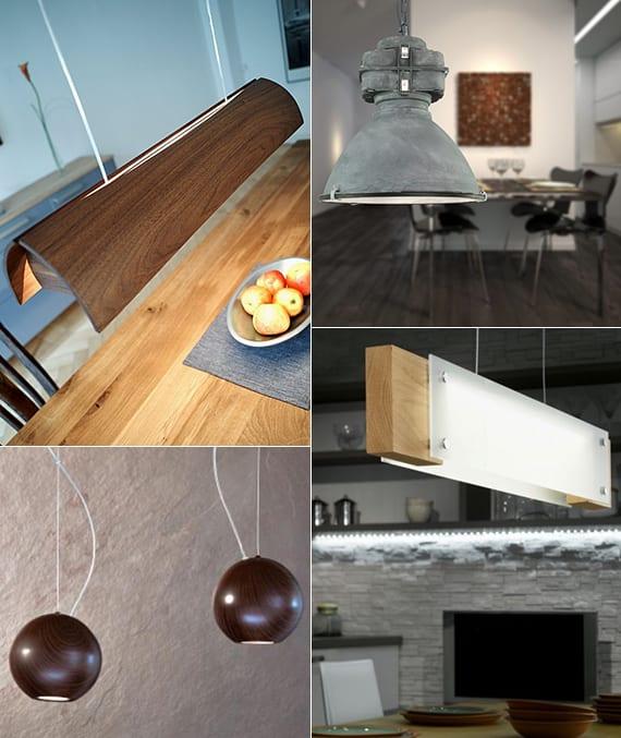 wann wird eine leuchte zum designerst ck k che und esszimmer modern einrichten und gestalten mit. Black Bedroom Furniture Sets. Home Design Ideas