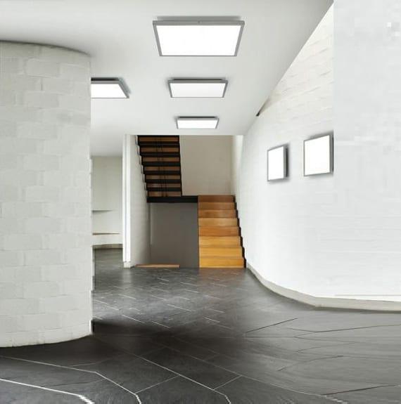 wann wird eine leuchte zum designerst ck deckenleuchten f r lichtgestaltung im flur und moderne. Black Bedroom Furniture Sets. Home Design Ideas