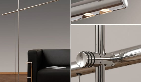 Wann Wird Eine Leuchte Zum Designerstück Modernes Wohnzimmer Design