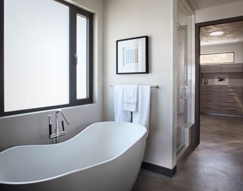 Uberlegen Kleine Und Moderne Badezimmer Mit Badewanne_freistehnde Badewanne Für Kleines  Bad