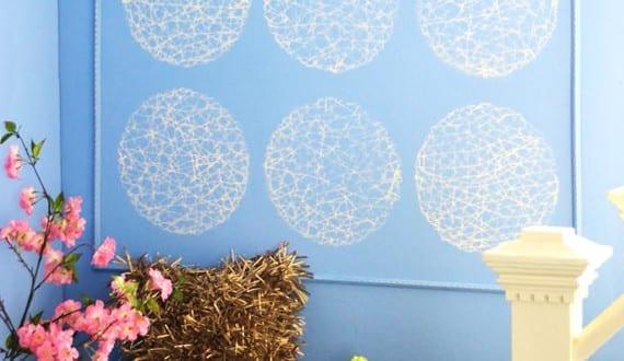 renovieren originelle wand streich ideen und streichen tipps f r moderne wandgestaltung und. Black Bedroom Furniture Sets. Home Design Ideas