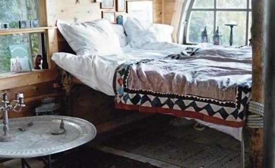 Schlafzimmer Ideen Im Boho Stil Kleine Schlafzimmer Rustikal
