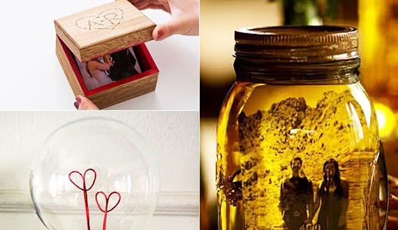 3 selbstgemachte Geschenke auch als Geschenkideen zum Valentinstag