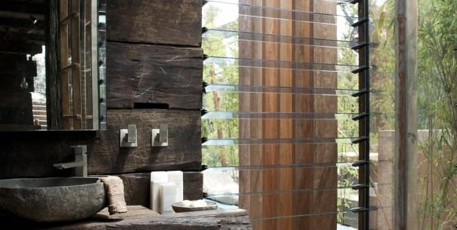 Moderne Badezimmer Im Vintage Style_kreative Badezimmer Ideen Für Licht Und  Raum Und Für Kleines Badezimmer Mit