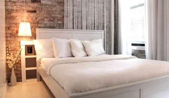 Vintage Deko Ideen In Weiß Für Moderne Schlafzimmer