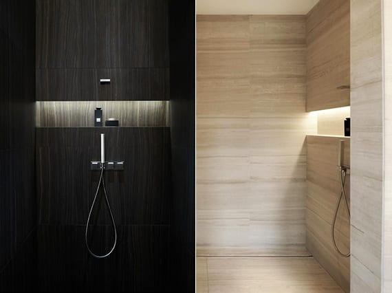 bad-modern-gestalten-mit-licht_coole-badezimmer-ideen-für-dusche-mit ...
