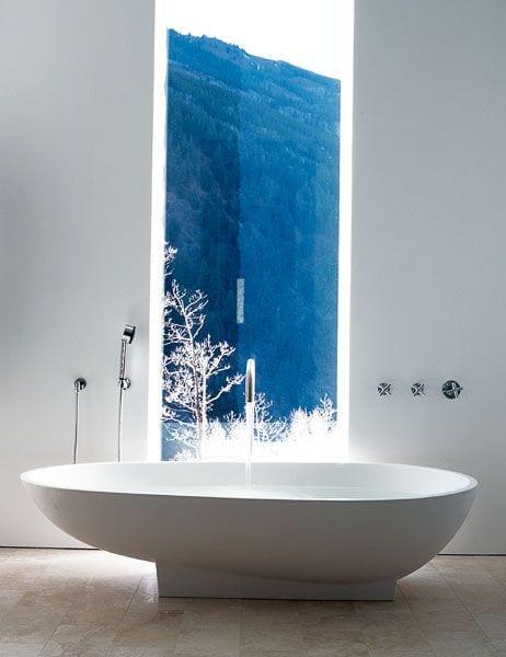 Bad modern gestalten mit licht kreative badideen f r indirekte beleuchtung im bad freshouse - Kreative badideen ...