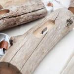 idock basteln aus treibholz als designinspiration