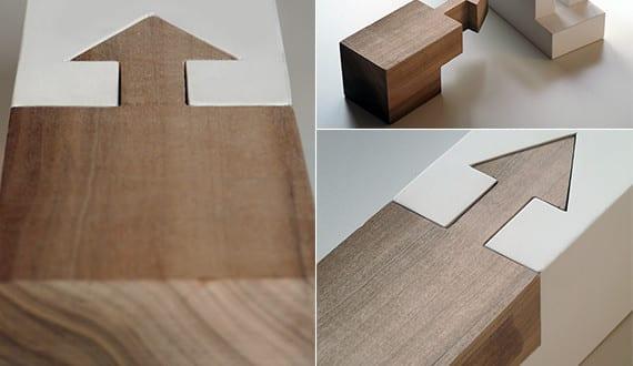 Design inspiration die kleinen details in design als for Holzverbindungen herstellen
