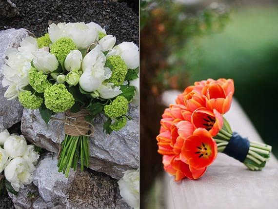 Ideen Fur Blumendeko Hochzeit Und Brautstrauss Mit Tulpen Freshouse