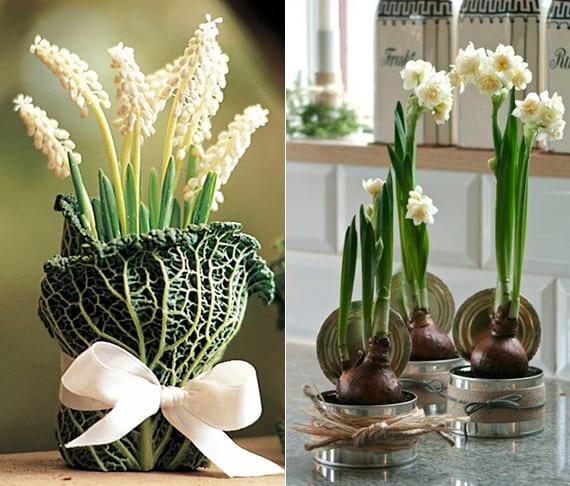 kreative fr hlingsdeko mit fr hlingsblumen fr hlingsdeko selber machen freshouse. Black Bedroom Furniture Sets. Home Design Ideas