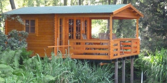 Gartenhäuser neu interpretiert: Vielfalt an Designs & Verwendungszwecken