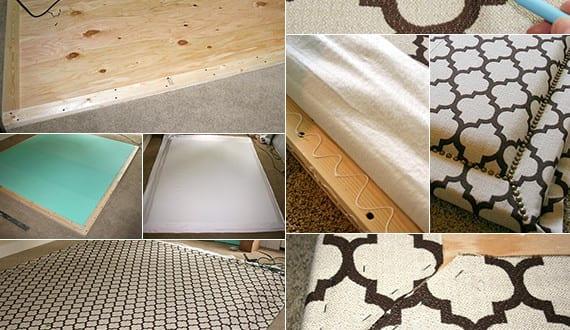 Schlafzimmer Ideen Für Bett Kopfteil Selber Machen Als  Amazing Pictures