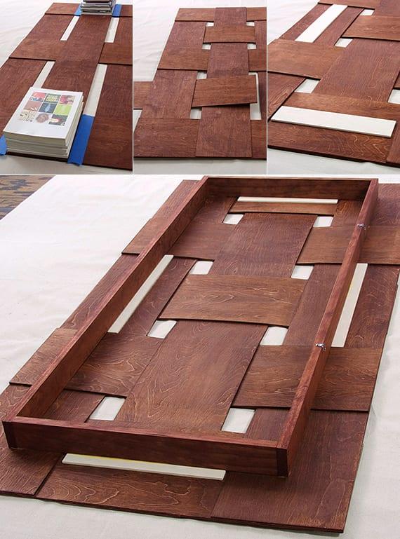 schlafzimmer ideen f r bett kopfteil selber machen schnell und einfach freshouse. Black Bedroom Furniture Sets. Home Design Ideas