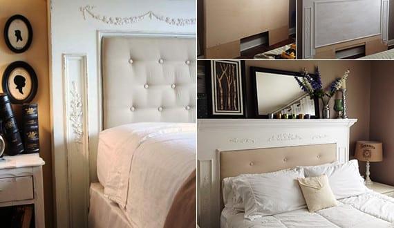 schlafzimmer ideen f r modernes schlafzimmer design und bett kopfteil selber machen freshouse. Black Bedroom Furniture Sets. Home Design Ideas