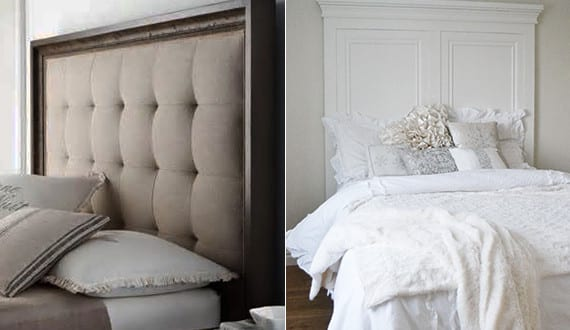 tolle-schlafzimmer-ideen-für-bett-kopfteil-selber-machen - fresHouse