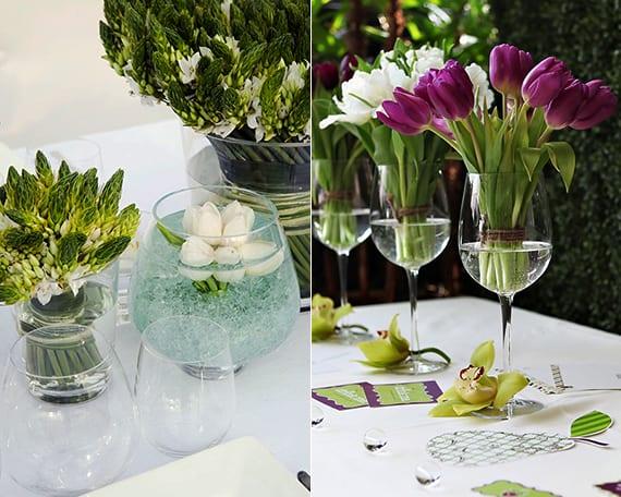 Tulpen Fur Elegante Blumendeko Hochzeit Und Schone Tischdeko Ideen