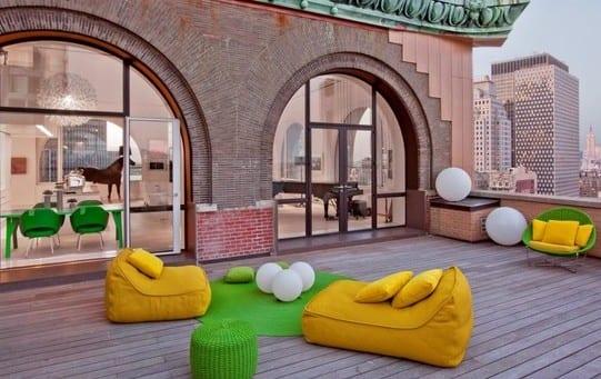 50 coole Ideen für Rooftop Terrassengestaltung mit lounge-outdoor ...