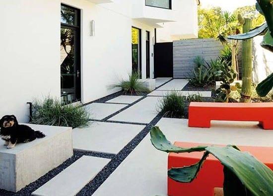50 coole ideen f r rooftop terrassengestaltung dachterrasse ideen f r gartengestaltung mit kies. Black Bedroom Furniture Sets. Home Design Ideas