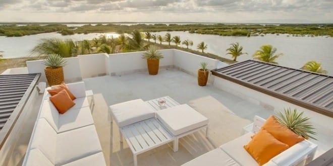 Dachterrassengestaltung  50 coole Ideen für Rooftop Terrassengestaltung_mediterrane ...