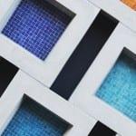 fliesen bad ideen mit mosaik