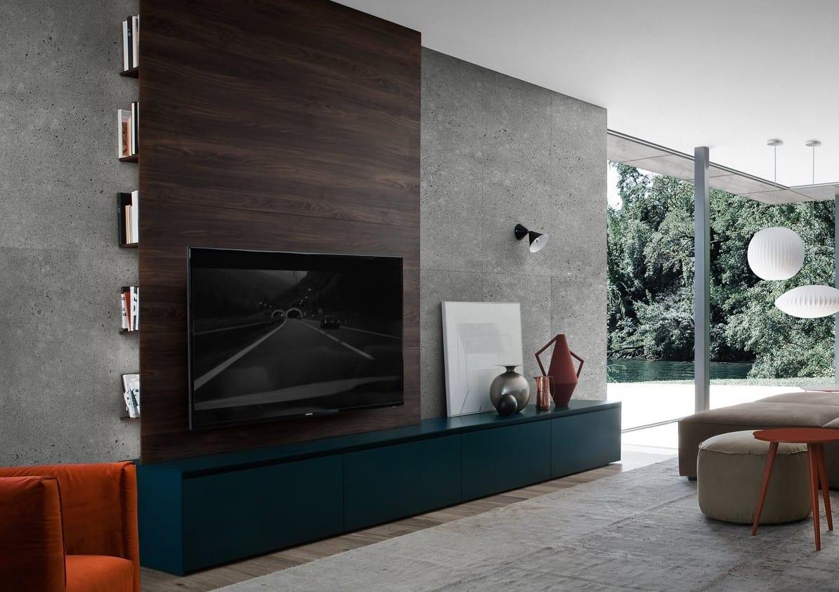Kauf Vom Richtigen Tv Möbel_wohnideen Mit Modernen Mediamöbeln Für Modernes  Wohnzimmer Design