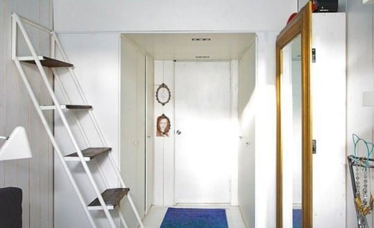 Moderne slaapkamer tweepersoonsbed nachtkastjes commode te