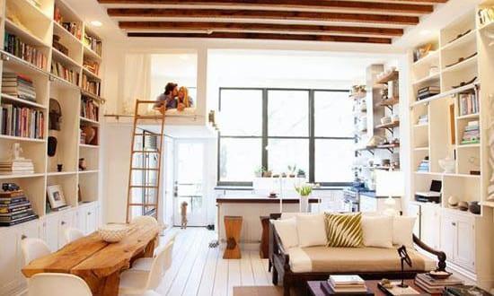 Kleine Wohnung Einrichten Mit Hochbett Für Erwachsene   FresHouse