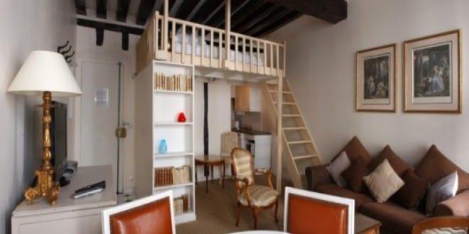 Kleine Wohnung Einrichten Mit Hochbett1 Zi App Beispiele Freshouse