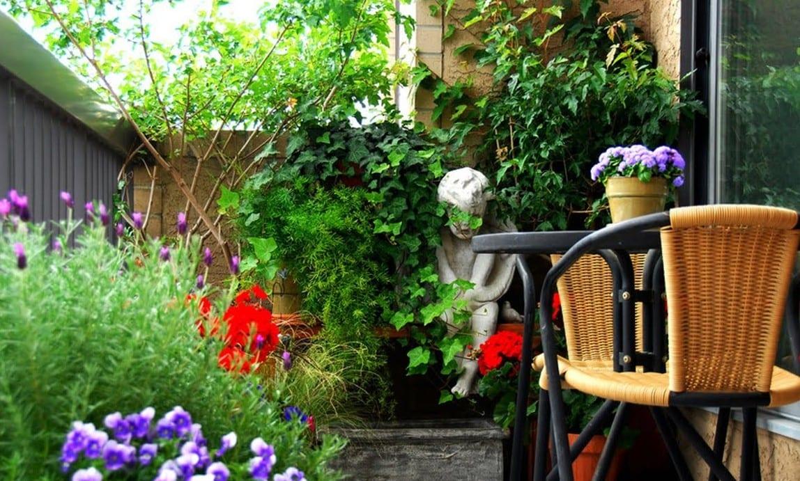 urban garden ideen f r die terrasse freshouse. Black Bedroom Furniture Sets. Home Design Ideas