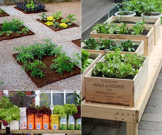 urban-garden-tipps,ideen-und-beispiele-für-eigenen-gemüse-garten-in ...