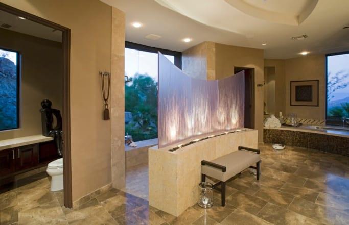 Bodenfliesen im Badezimmer– Trends 2016 für moderne ...